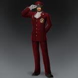 Lu Meng Job Costume (DW8 DLC)