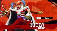 「ONE PIECE 海賊無双4」キャラクター紹介映像~バギー~ PS4 Nintendo Switch XboxOne