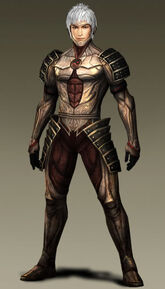 Male Protagonist Outfit 3 (TKD DLC)