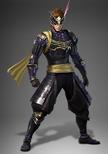 Gan Ning Samurai Costume (DW9 DLC)