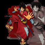 Luffy Tarou Costume (OP4)