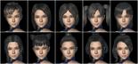 Edit Female - Hairstyles (DW5)