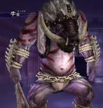 Gyuki Alternate Outfit (WO3)