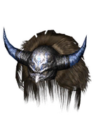 Male Head 44B (DWO)