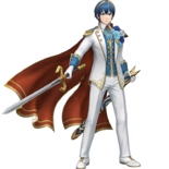 Marth DLC Costume 1 (FEW)