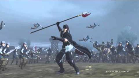 Arslan The Warriors of Legend - Daryun Character Highlight