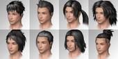 Male Hairstyles (SSM SLASH)