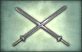 File:1-Star Weapon - Twin Swords.png