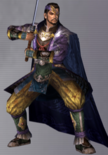 Xiahou Dun Alternate Outfit 2 (DW4)