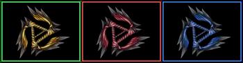 DW Strikeforce - Tri Blades 8