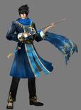 Takatora Todo Bonus Costume (WO4 DLC)