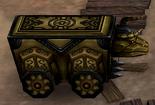 Gold Wooden Ox (DWU)