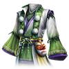Zhuge Liang Costume 1A (DWU)