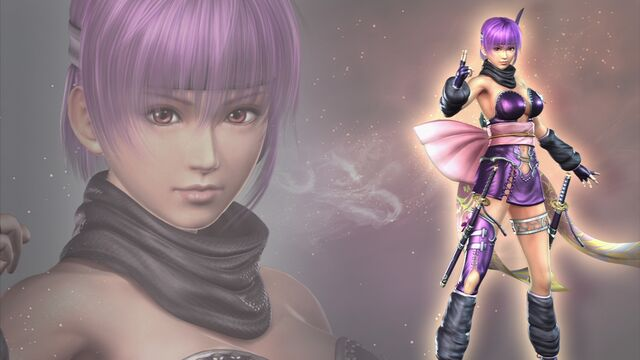 File:Ayane Wallpaper (WO3 DLC).jpg