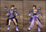 Edit Female Outfit - Dancer's Robe (DW5)