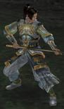 Jiang Wei Alternate Outfit (WO)
