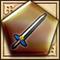 Giant's Knife Badge (HW)