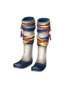 Male Feet 37B (DWO)
