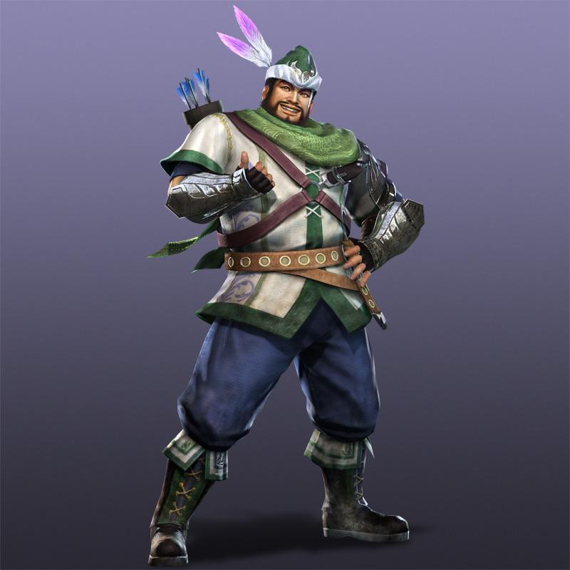 Warriors Orochi 4 Athena: Image - Xiahouyuan-dw7-dlc-original2.jpg