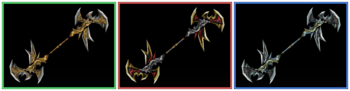 DW Strikeforce - Cross Halberd 12