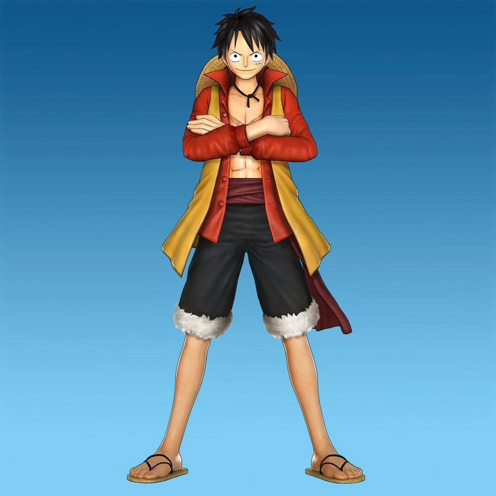Marco Pirate Warriors 3: One Piece: Pirate Warriors 2/DLC