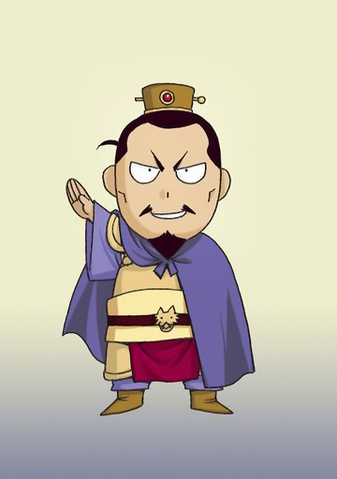 File:SD Cao Cao Collaboration (ROTK12).png