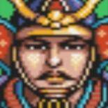 Minamoto Yoshitsune in Genghis Khan 2
