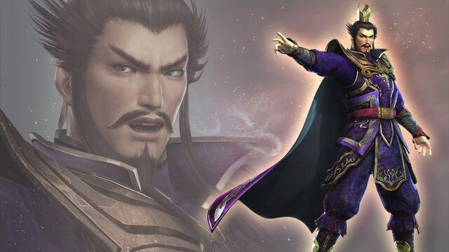 File:Cao Cao Wallpaper (WO3 DLC).jpg