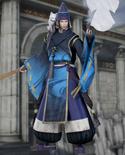 Seimei Abe Legendary Costume (WO4 DLC)