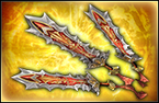 Flying Swords - 6th Weapon (DW8XL)