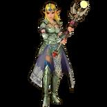 Princess Zelda Alternate Costume 4 (HWL DLC)