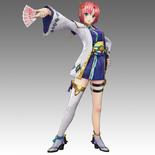 Rio Tachibana Bonus Costume (MS DLC)