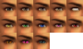 Eye Colors (SWC3)