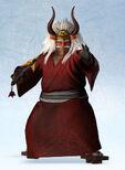Shingen Takeda Yukata Costume (SW4E DLC)