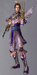 DW5 Zhang He Alternate Outfit