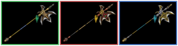 DW Strikeforce - Polearm 24