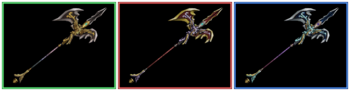DW Strikeforce - Polearm 36