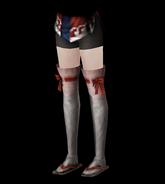 Female Leggings 49 (TKD)