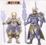 Ieyasu Tokugawa Concept Art (SW4)