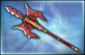 Short Halberd - 3rd Weapon (DW8)