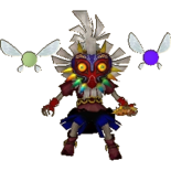 Skull Kid Alternate Costume 4 (HWL DLC)