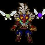 Skull Kid Alternate Costume 4 (HWL DLC)
