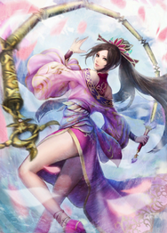 Diaochan Artwork (DW9)
