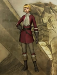 Farnese Alternate Costume (BBH)