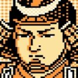 Minamoto Yoshitsune in Genghis Khan 1 NES