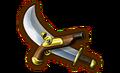 Pistol & Cutlass - 1st Weapon (HW)