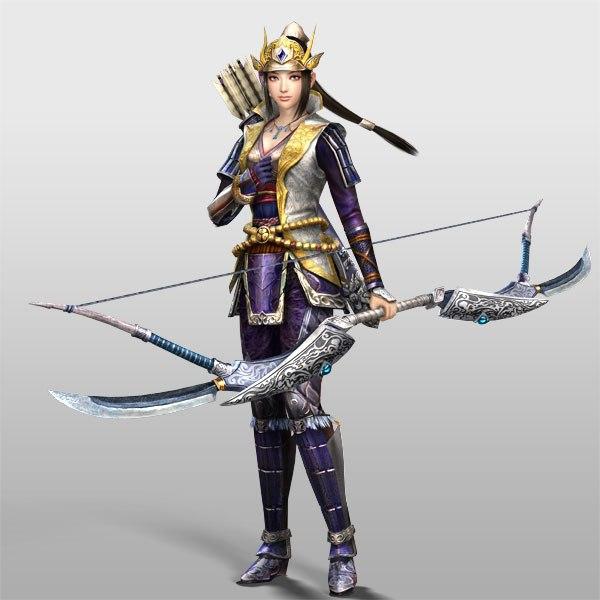 Warriors Orochi 4 Dlc November 29: Image - Ina SW1 Costume (SW4 DLC).jpg
