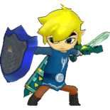 Toon Link Alternate Costume (HWL)