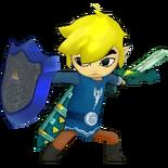 Toon Link Alternate Costume (HWL)