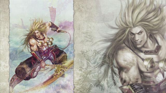 File:Treasure Box Artwork Wallpaper 17 (DW7 DLC).jpg